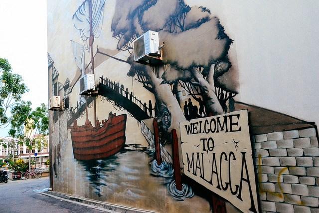 tempat-menarik-di-melaka-street-art